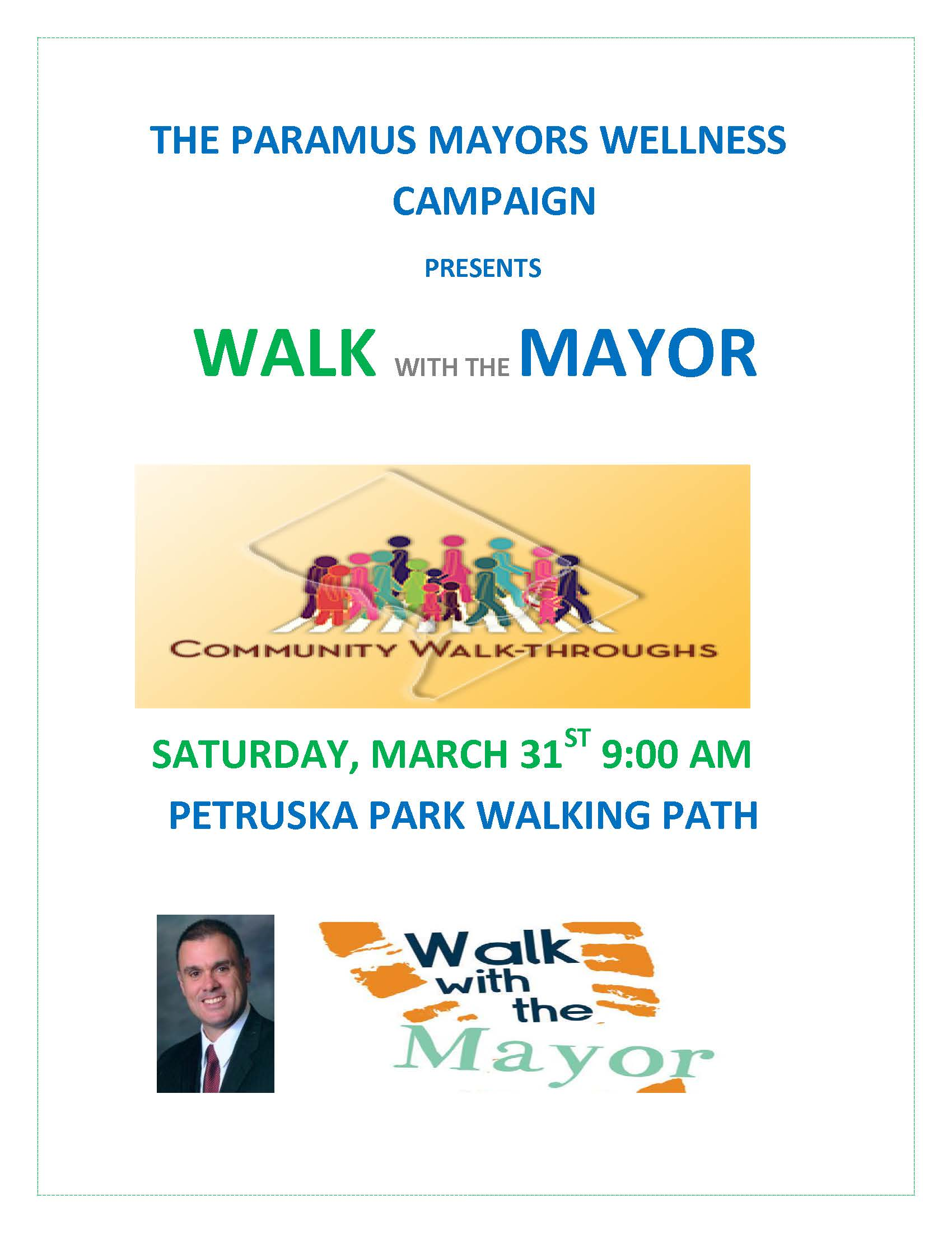 2018 Walk with the Mayor