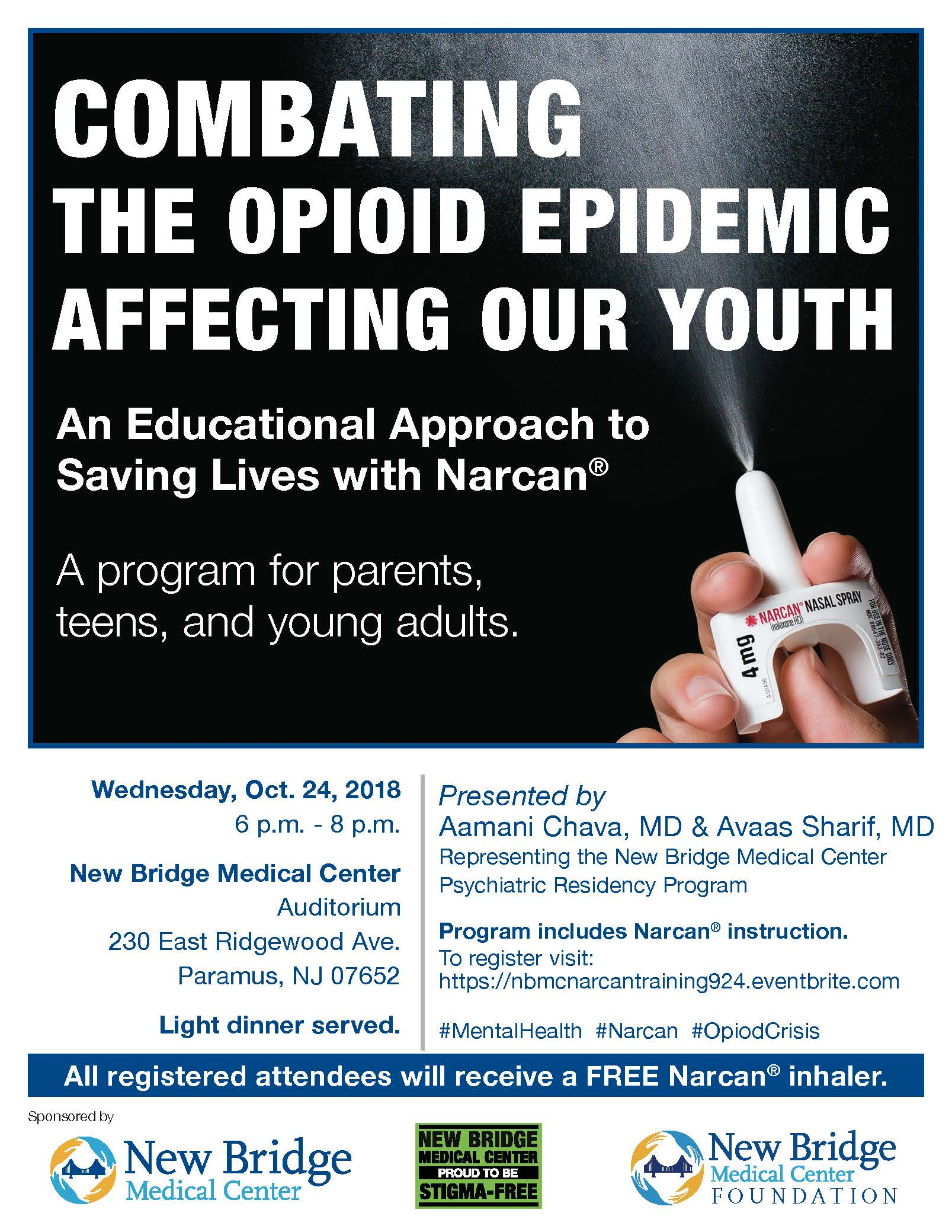 Combating Opioid Epidemic 20181024